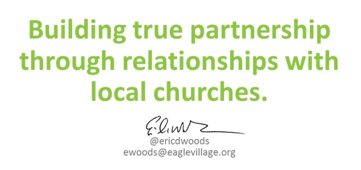 Building True Partnership Through Relationships With Local Churches